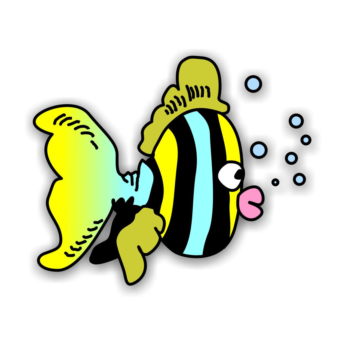 Kostenlose malvorlagen window color fensterbilder zum for Fisch bilder